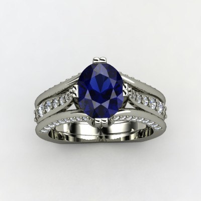 Concerto Engagement Ring