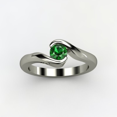 photo of Embrace Engagement Ring