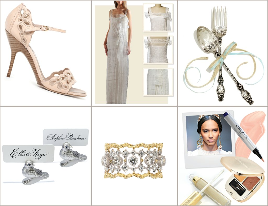 wedding style guide from vogue gypsy bohemian