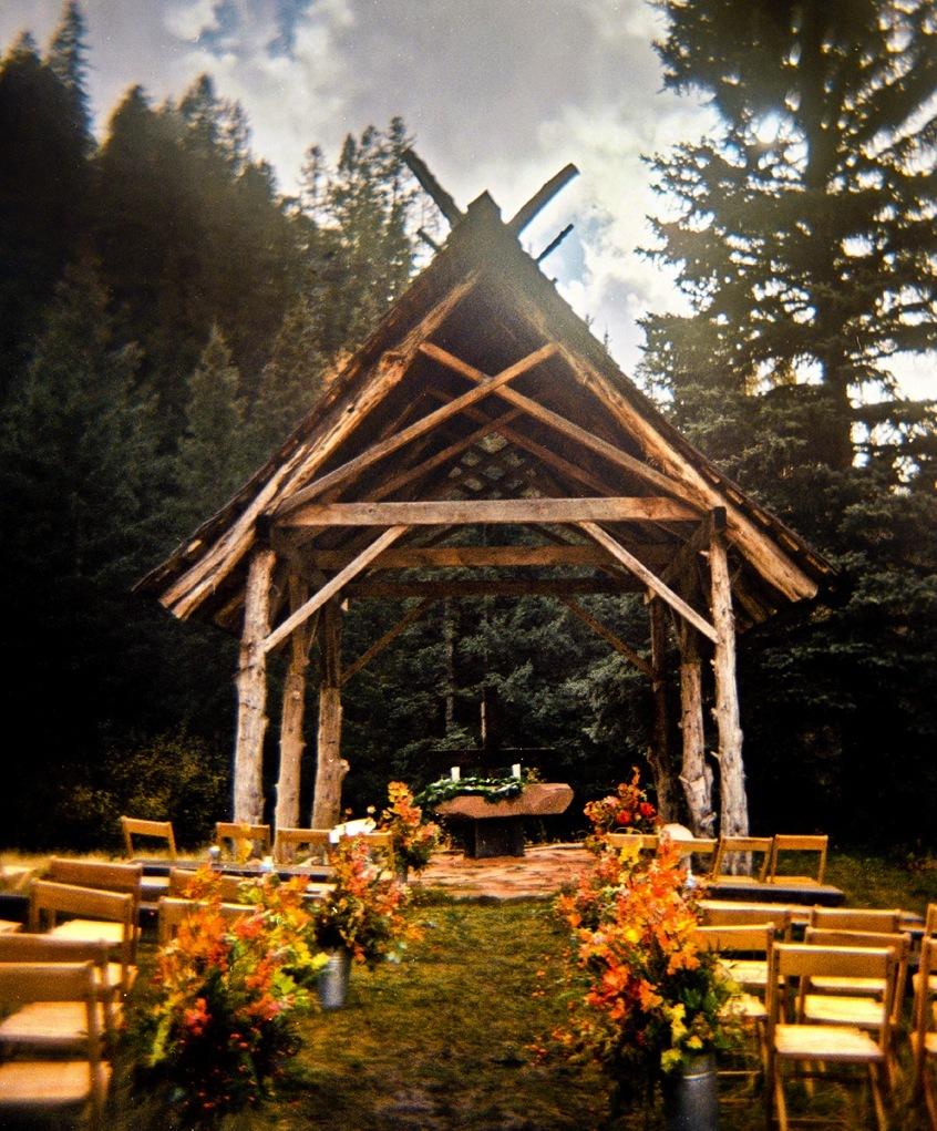 wedding venue for gypsy outdoor wedding bohemian brides ...