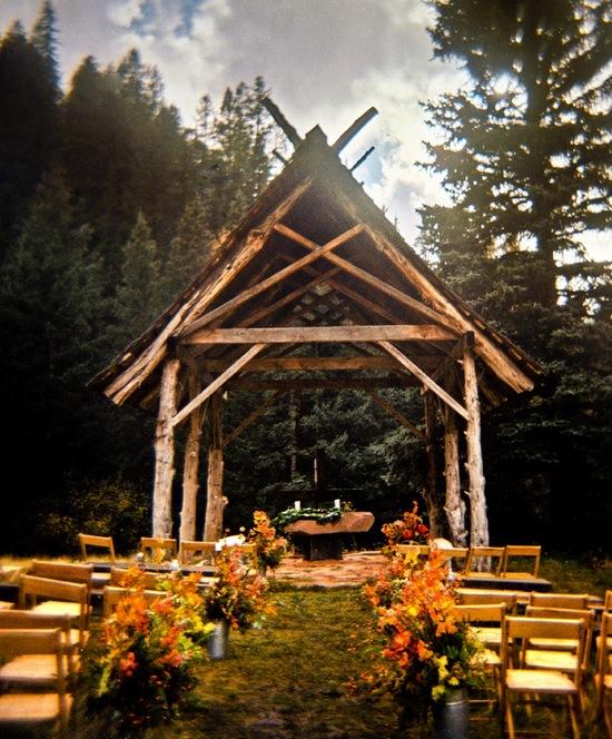 Coeur D Alene Outdoor Wedding Venues: Wedding Venue For Gypsy Outdoor Wedding Bohemian Brides