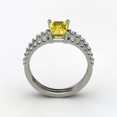 photo of Samantha Engagement Ring