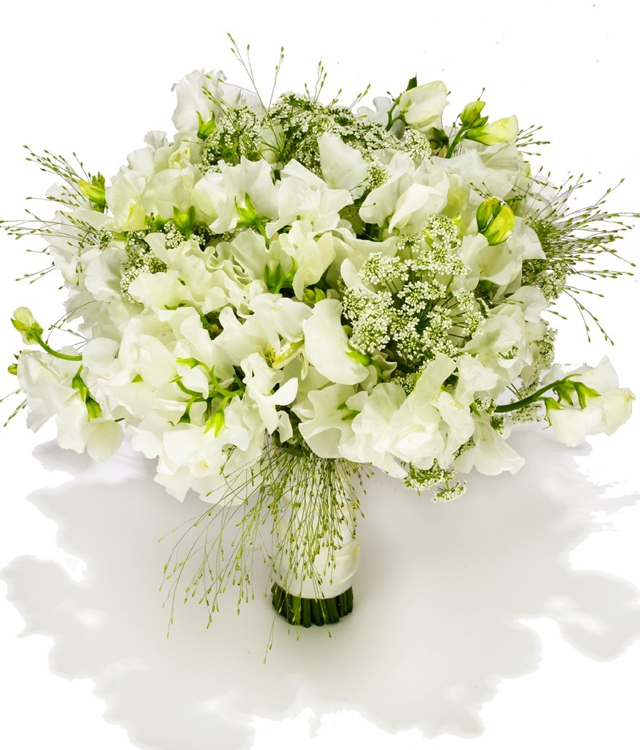 Beach wedding flowers white green ivory mightylinksfo
