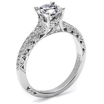 photo of Tacori Engagement Ring 2616