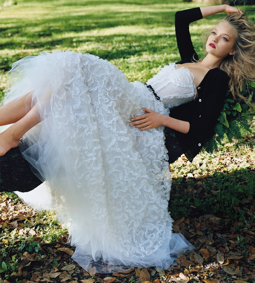 Country Wedding Ideas For Summer: Vogue Wedding Style Guide Summer 2012 Country Wedding