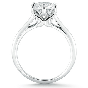 photo of Vatche Solitaire Engagement Ring 191