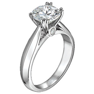 photo of Scott Kay Engagement Ring M0655RD10