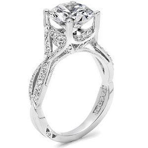 photo of Tacori Engagement Ring 2565RD