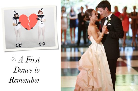 the wedding report stylish wedding ideas memorable first dance