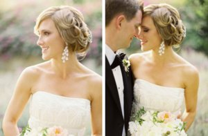 photo of Summer wedding hair accessories- 1