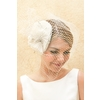 Bridal-veils-hair-accessories-by-suzy-orourke-birdcage-veil-with-flower.square