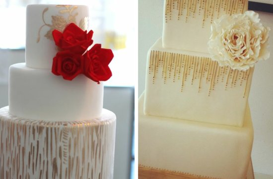 romantic floral wedding cakes 15