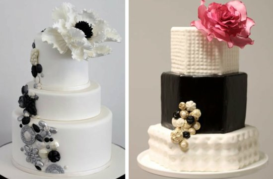 romantic floral wedding cakes 2