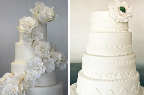 romantic floral wedding cakes 5