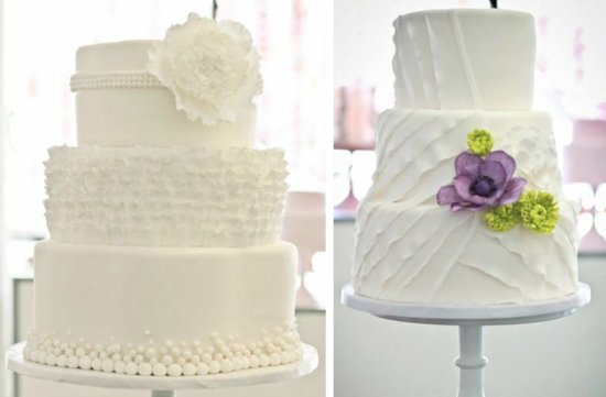 romantic floral wedding cakes 8