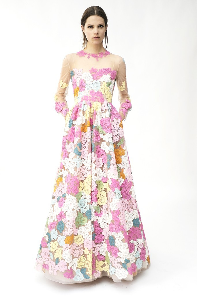Floral-printed-wedding-dress-by-valentino-2.full