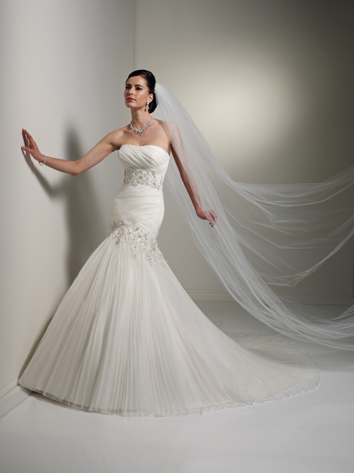 wedding dress fall 2012 sophia tolli for mon cheri bridal gown Y21260 diane