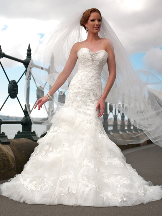 wedding dress fall 2012 sophia tolli for mon cheri bridal gown Y21259 jackie