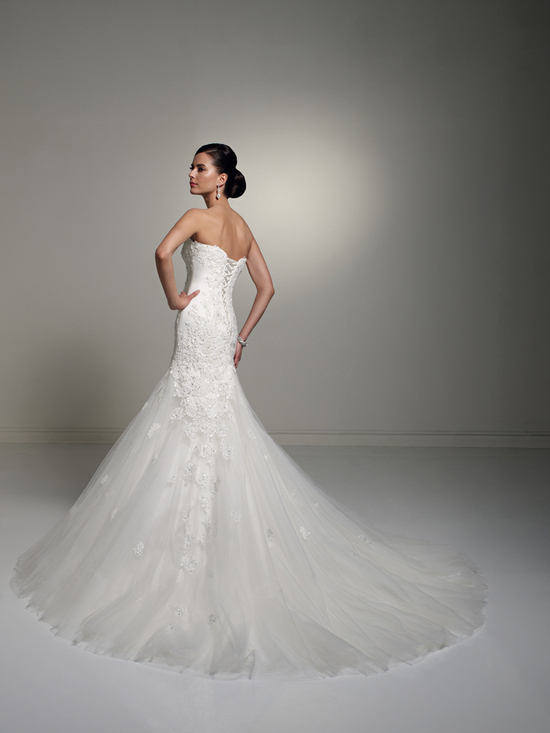 wedding dress fall 2012 sophia tolli for mon cheri bridal gown Y21246 jillian