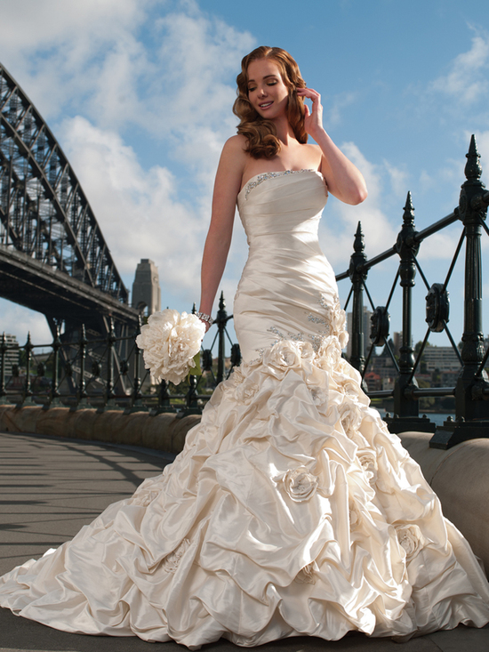 wedding dress fall 2012 sophia tolli for mon cheri bridal gown Y21240 mirabelle alt