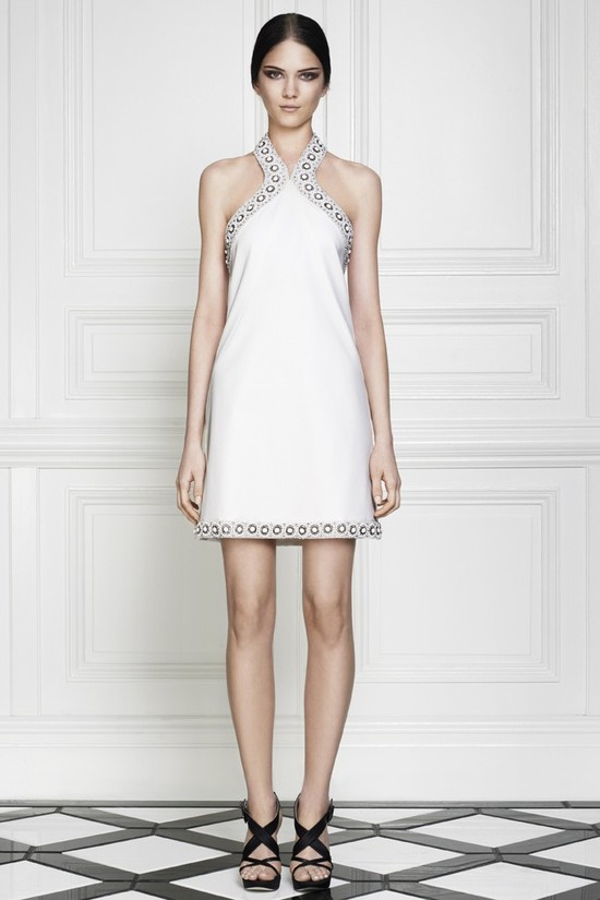 LWD for wedding reception by Jason Wu