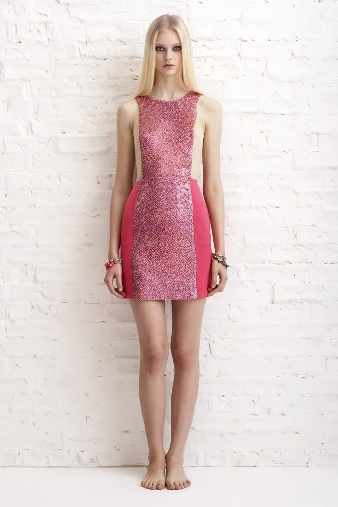 Little-pink-dress-for-wedding-reception-sparkles-pink.full