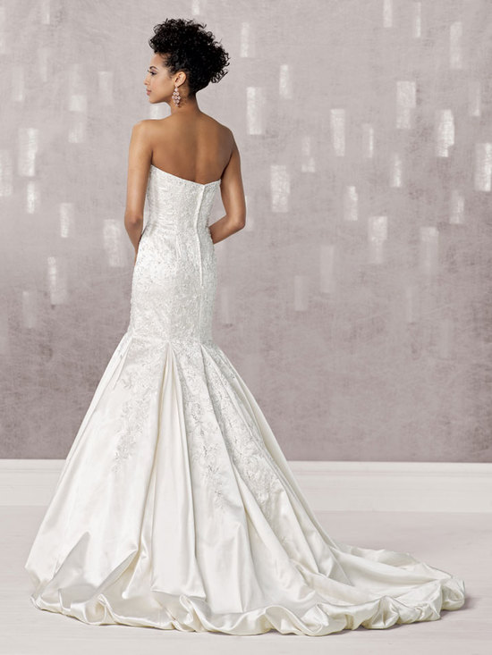bridal gown fall 2012 kathy ireland for mon cheri wedding dress 231241