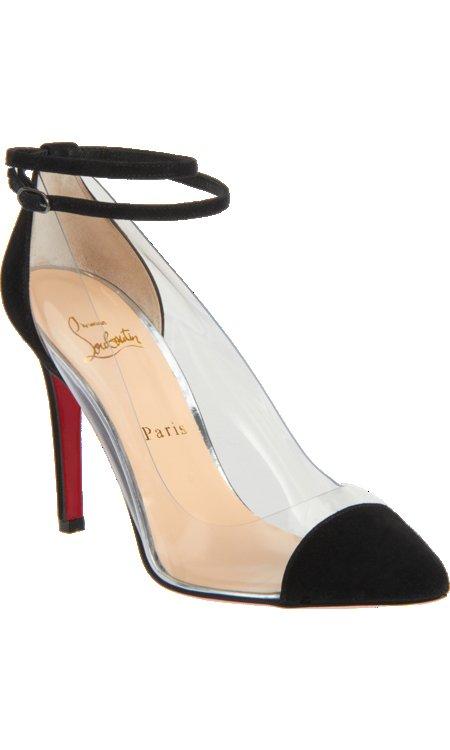photo of christian louboutin wedding heels