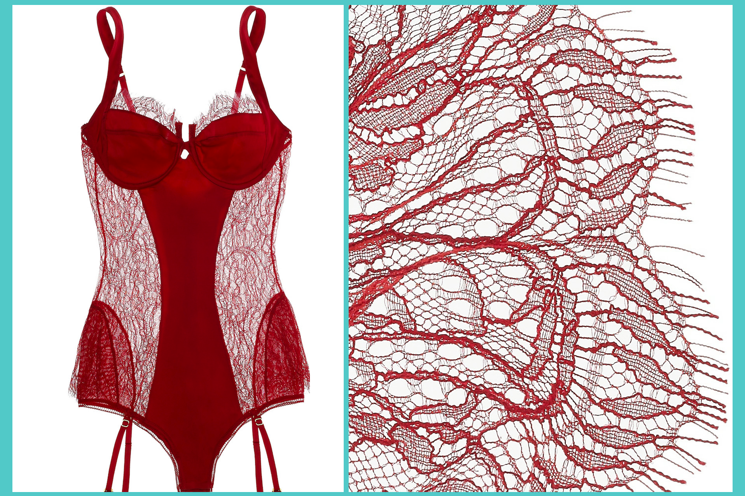 racy-red-lingerie-for-the-wedding-night original png 1379179961Racy Wedding Photos
