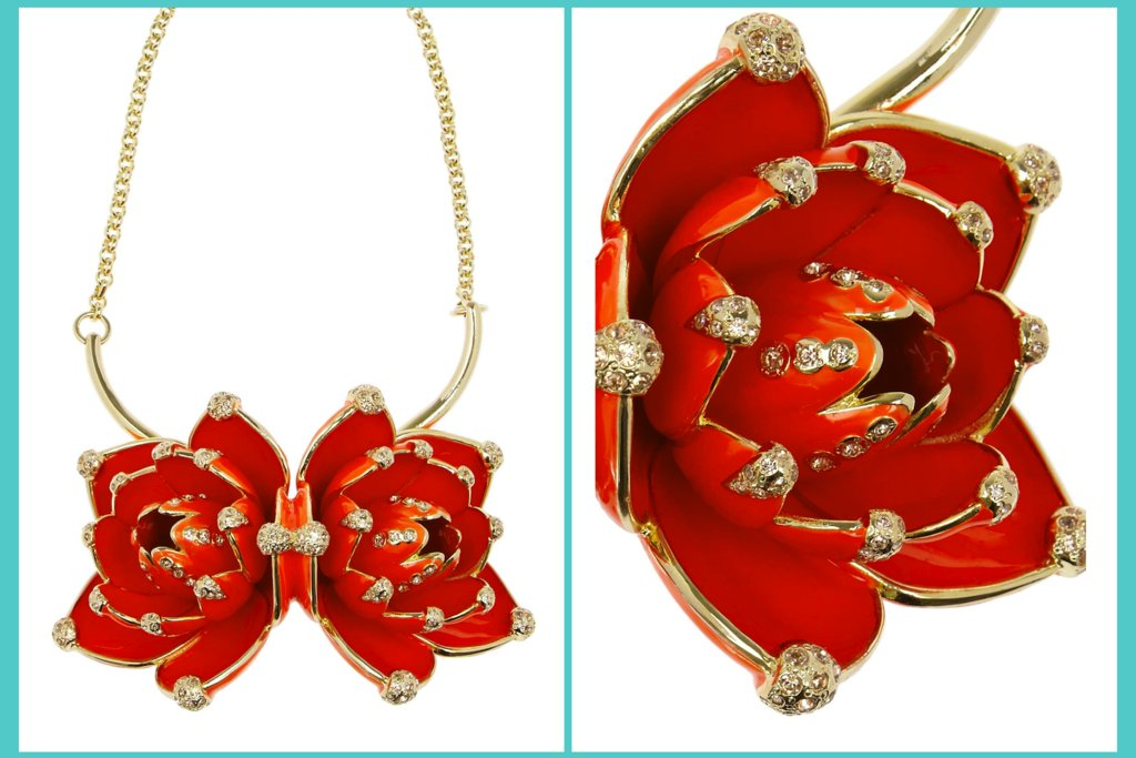 Elegant-gold-red-bridal-necklace-perfect-for-asian-wedding.full
