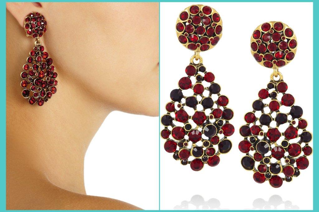 Gold-red-bridal-earrings-elegant-bridal-style-2.full