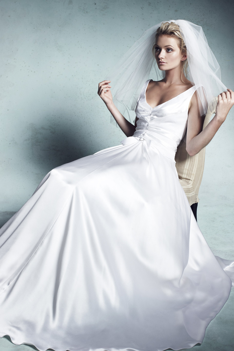 wedding dress by Collette Dinnigan 2013 bridal gowns 2