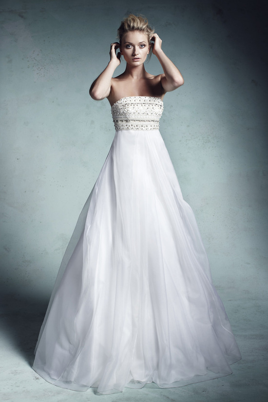 wedding dress by Collette Dinnigan 2013 bridal gowns 3