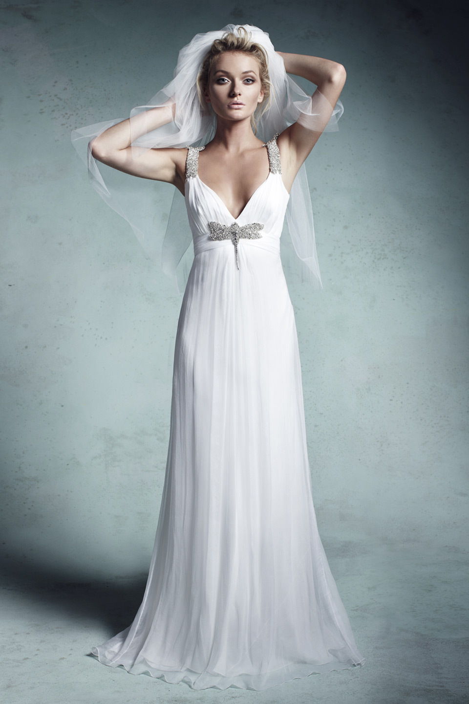 wedding dress by Collette Dinnigan 2013 bridal gowns 5