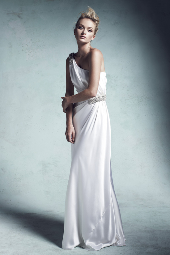 wedding dress by Collette Dinnigan 2013 bridal gowns 6