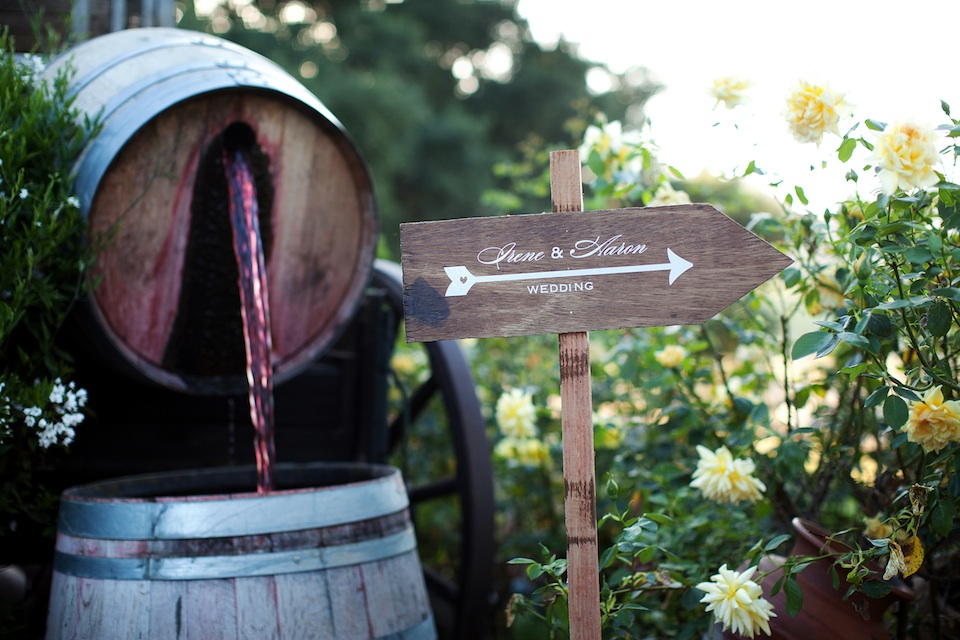 Winery-wedding-in-malibu-welcome-sign-rustic-weddings.original