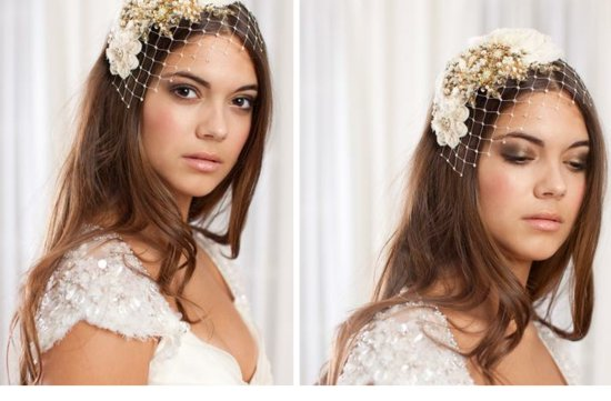 jannie baltzer wedding hair accessories and bridal veils 5