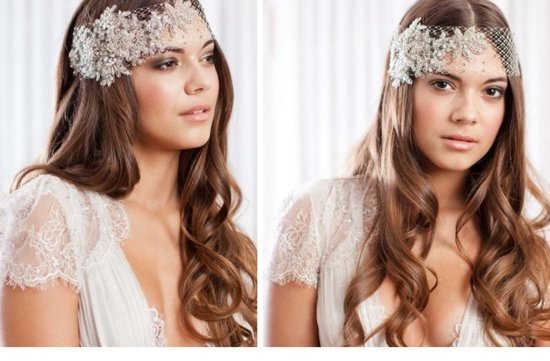 jannie baltzer wedding hair accessories and bridal veils 7