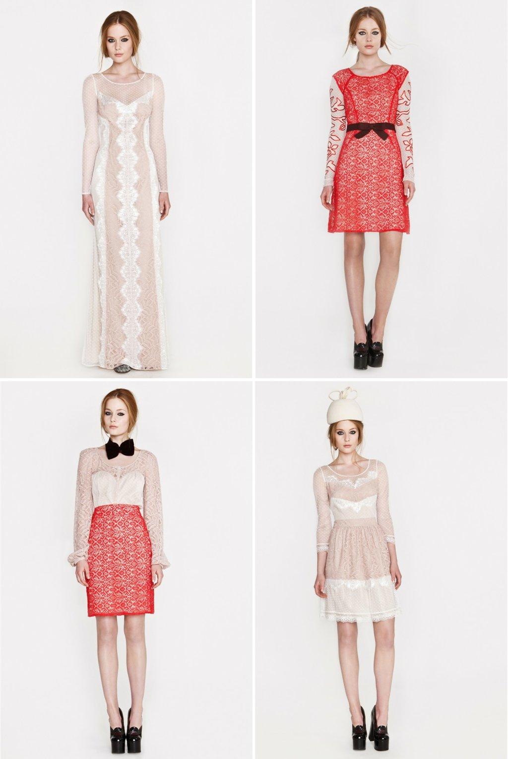 Alice temperley wedding dress inspiration resort 2013 dresses for Alice temperley wedding dresses