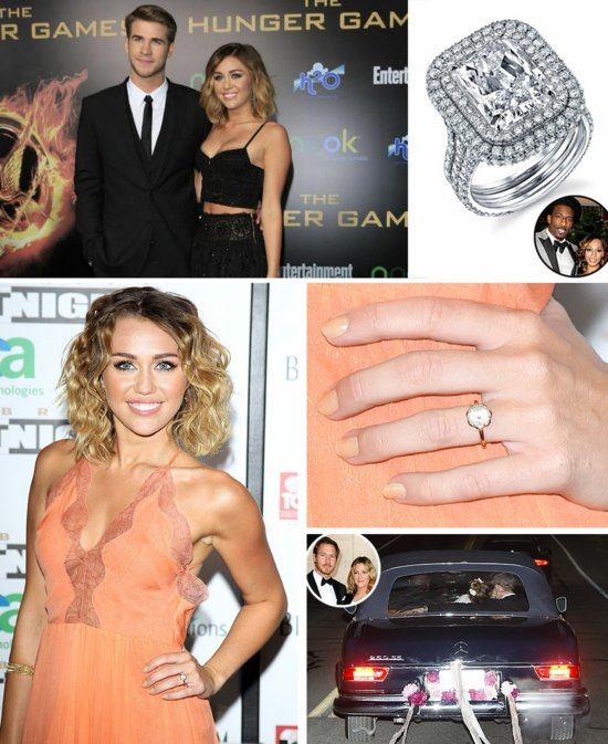 celebrity weddings engagement summer 2012