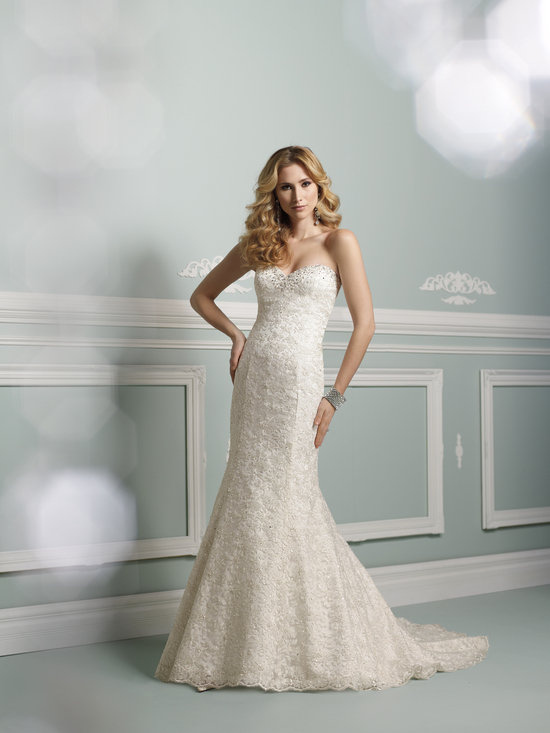 wedding dress james clifford collection mon cheri fall 2012 bridal gown J21269