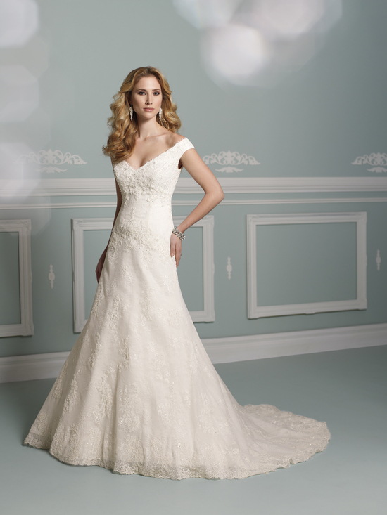 wedding dress james clifford collection mon cheri fall 2012 bridal gown J21267
