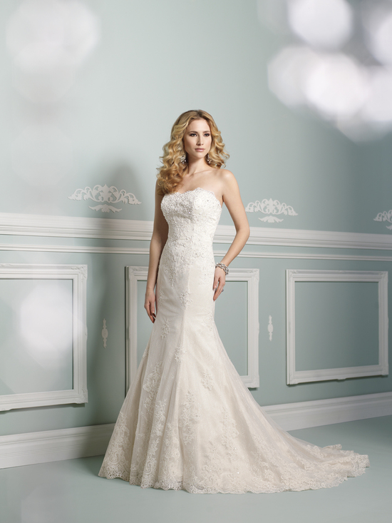 wedding dress james clifford collection mon cheri fall 2012 bridal gown J21265
