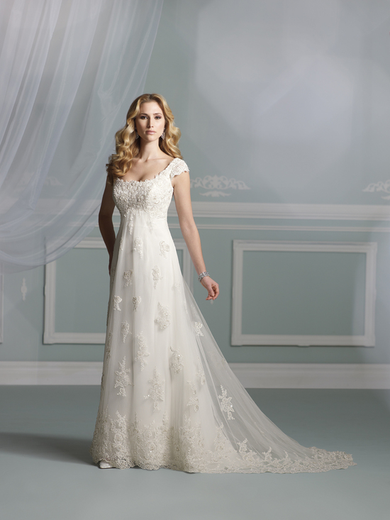 wedding dress james clifford collection mon cheri fall 2012 bridal gown J21264