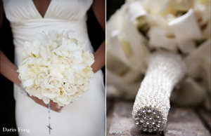 photo of Elegant Ivory Wedding Flower Inspiration