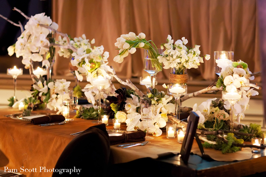rustic wedding st regis deer valley table