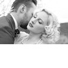 Black-white-vintage-bride-with-blonde-hair.square