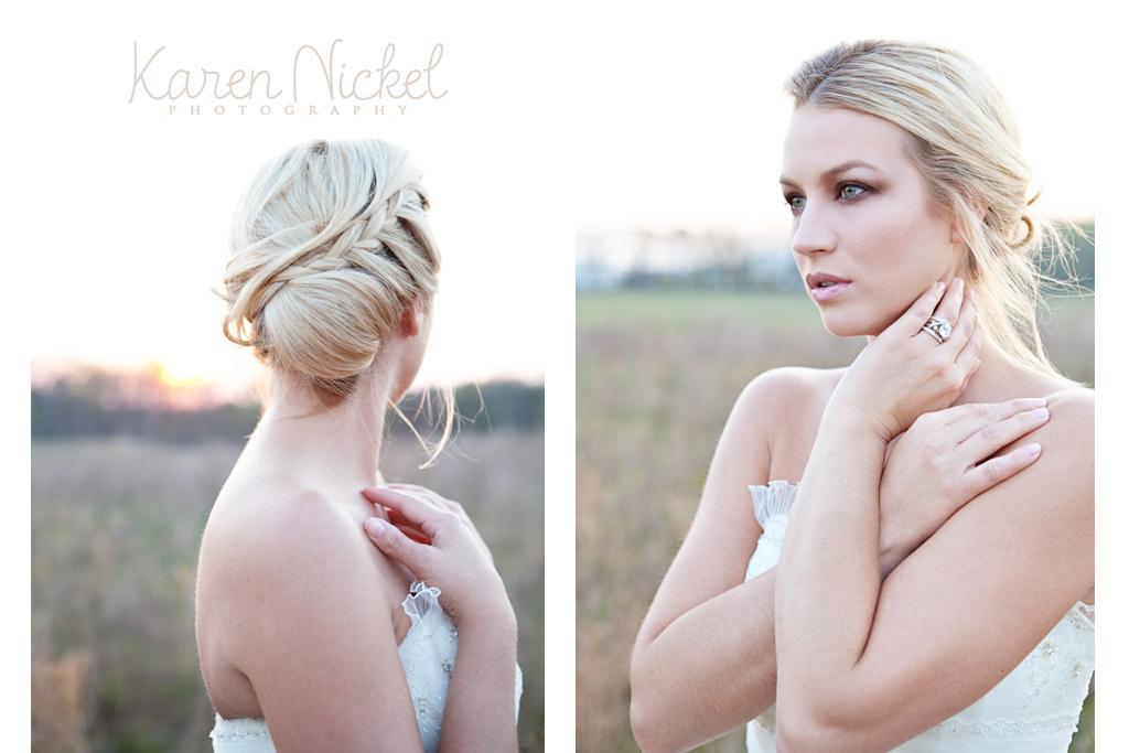 Romantic-braided-wedding-hairstyle-outdoor-spring-summer-wedding-1.full