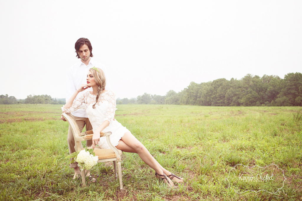 Romantic-braided-wedding-hairstyle-outdoor-spring-summer-wedding-3.full