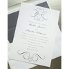 Elegant-wedding-invites-white-gray-with-custom-monogram.square